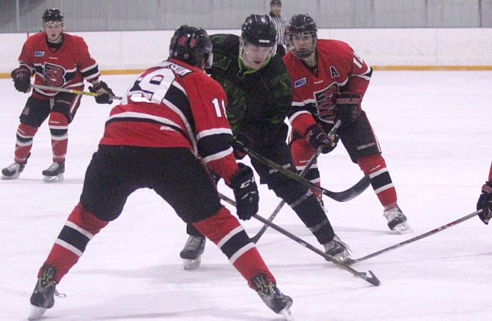 Cobras skate past Blaze in WSHL playoff opener
