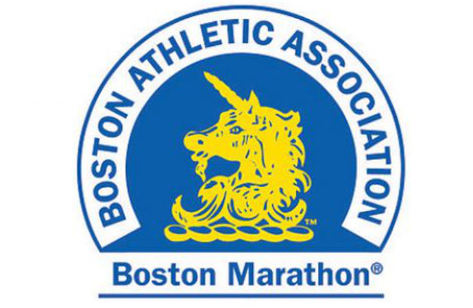 Morgan, Farrow finish cold, wet Boston Marathon