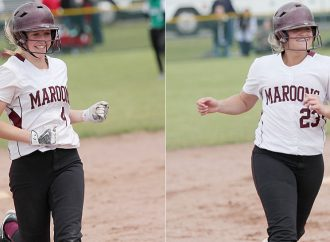 Clutch home runs lift Maroons past Panthers