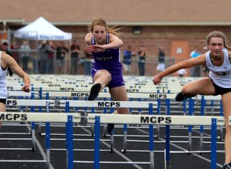 Dodge wins second medal at AA State track