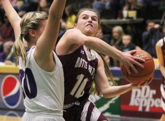 Mollie Peoples takes court for Montana All-Stars