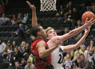 Butte High boys take Hawks to the limit