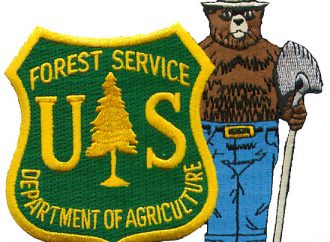 Pile Burning Begins Near Butte