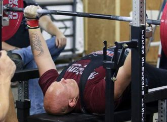 Newman lifting his way to powerful goals