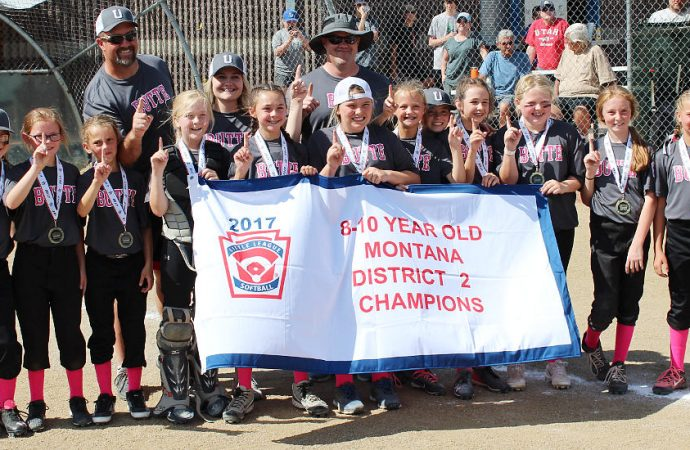 Mile High softball team captures 8-10 crown