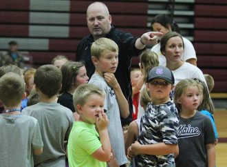 First Hoops for a Cause camp deemed a success