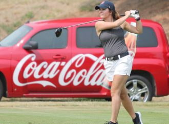 Two teams shoot 56 on first day of Coke Classic