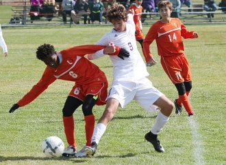 Billings Senior takes two from Butte High soccer