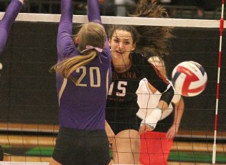 Saints battle past Diggers in five-set match