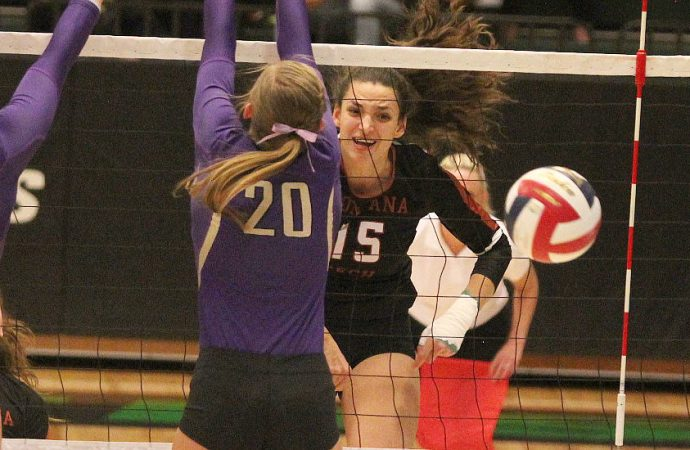 Tech's Masha Korol named Frontier Conference MVP