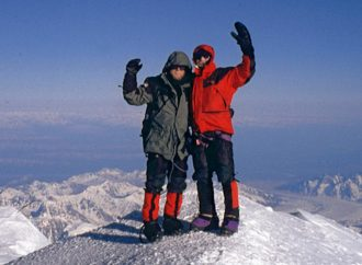 Presentation remembers Denali summit climb