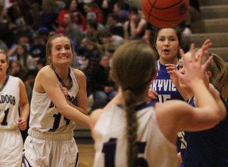 Bulldogs hang on to top Skyview girls
