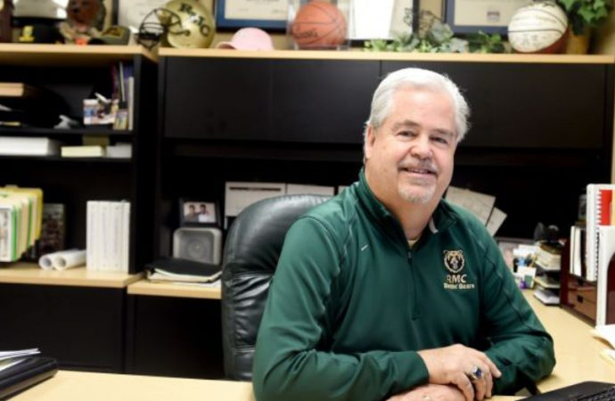 Bruce Parker stepping down as AD at Rocky