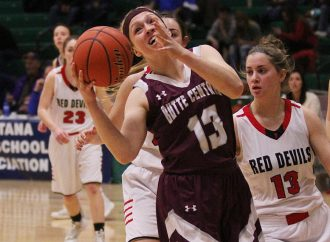Maroons ride second half to State A semifinals