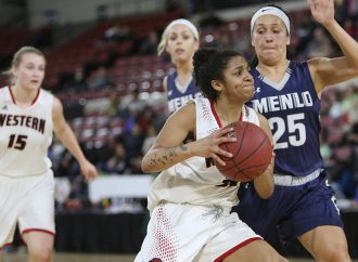 King leads Western women to NAIA Final Four