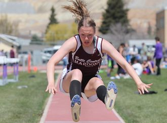 Maroons start track season (and practice) in Corvallis