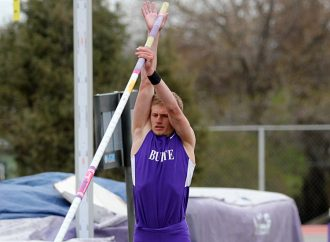 Butte High's Ty Peterson wins State AA pole vault