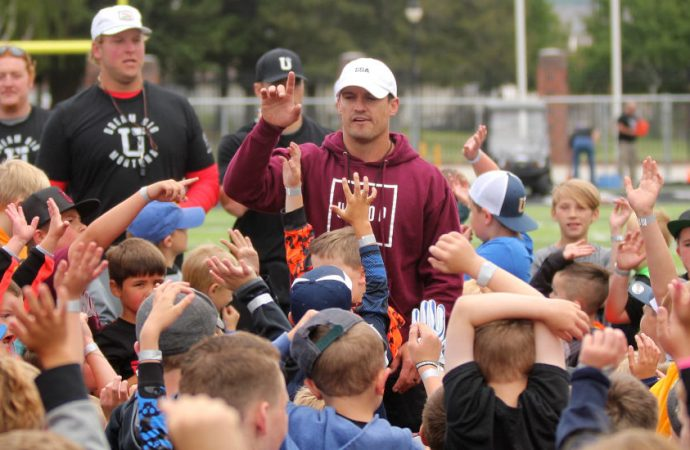Colt Anderson event leads to big dreams, lots of fun