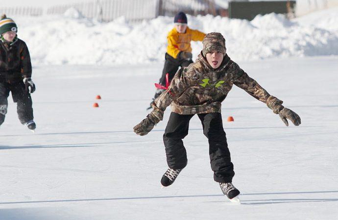 School skating races set for Saturday