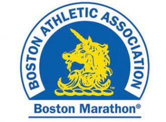 Morgan, Farrow finish cold, wet Boston Marathon