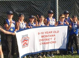 Mile High 9-10 girls win District 2 championship