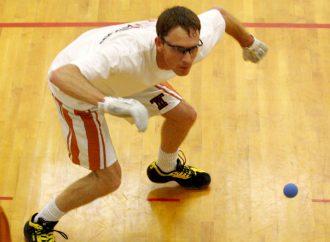 Badovinac defends title at Ryan/Bersanti handball