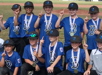 Mile High All-Stars win 9-10 district title