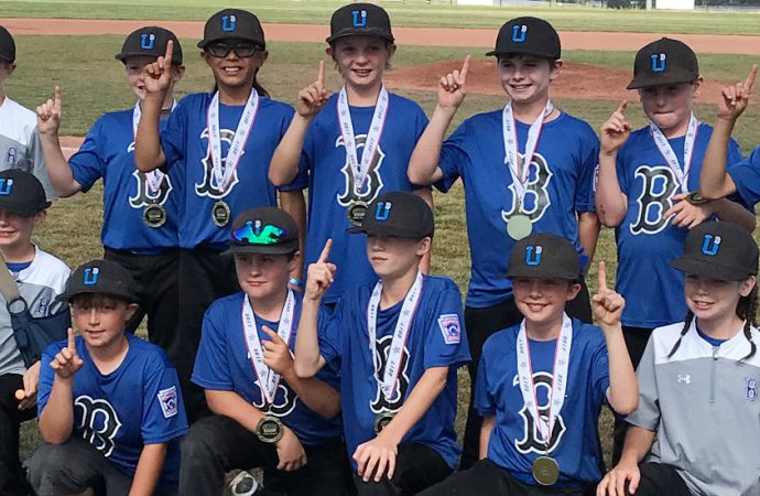 Mile High All-Stars place second at state tournament