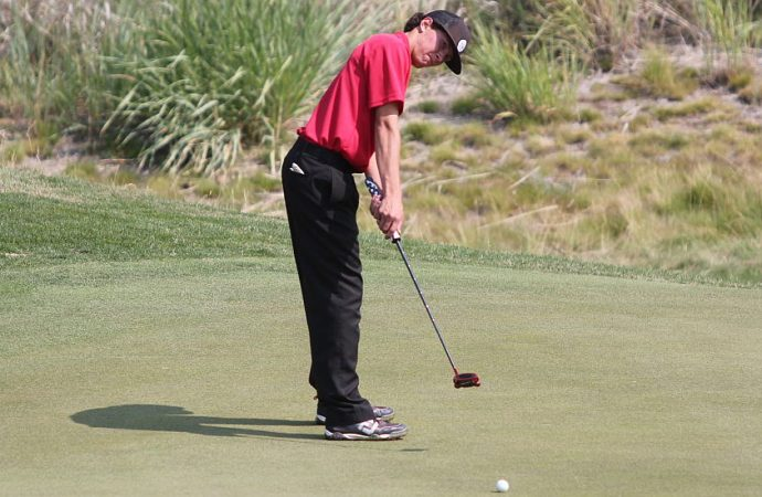 Weldon's 72 has opponents seeing red at tour finale