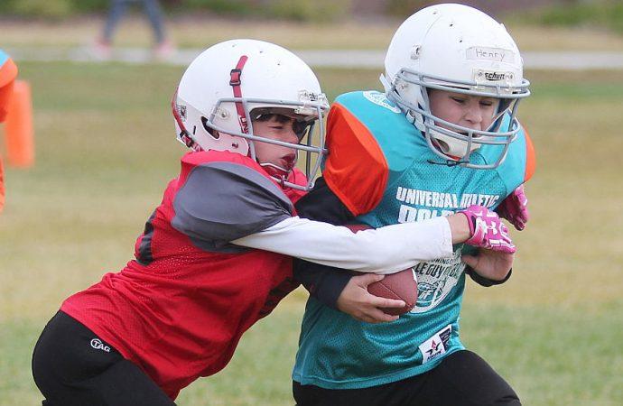 Little Guy Football Week 3