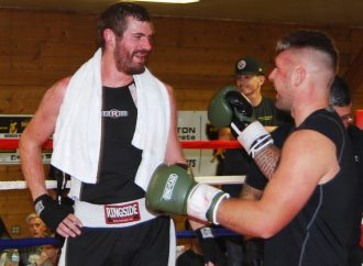 Adam Axelson returns to boxing ring for fundraiser