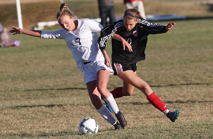 Butte High girls find success in loss to Hawks