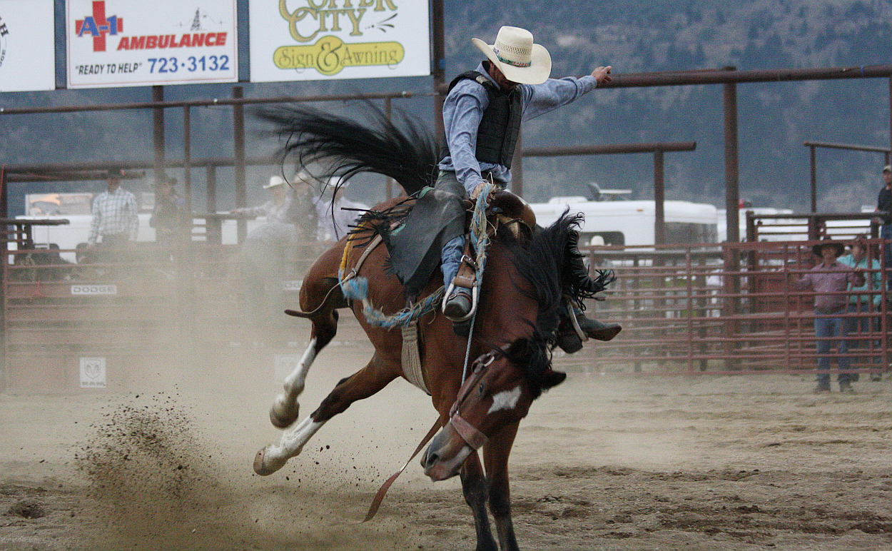 Nra Rodeo Finals Back In Town This Week Butte Sports
