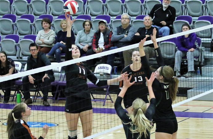 Orediggers outlast Bears in five-set title match