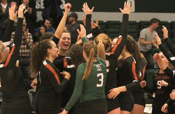 Frontier volleyball teams head to Helena