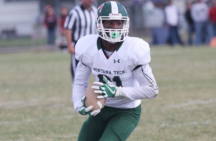 Montana Tech receivers cannot be overlooked