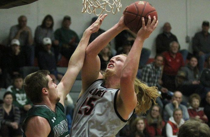 Dawgs go wire to wire in Frontier opener