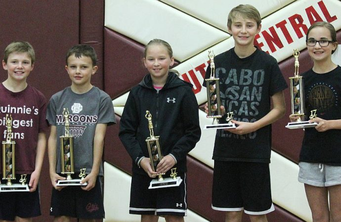 Six champions crowned at City Hoop Shoot
