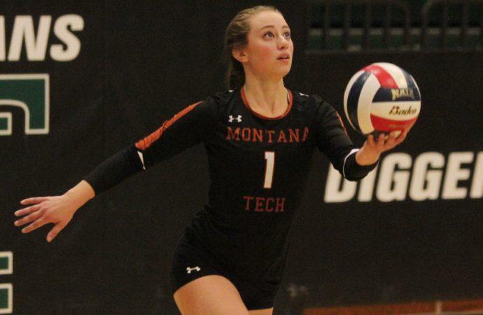 Montana Tech's Liss name NAIA Scholar Athlete