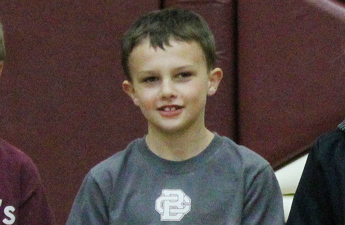 Butte's Cade Kelly qualifies for State Hoop Shoot