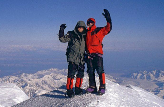 Presentation remembers Denali summit climb