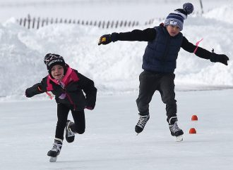 School skating races scheduled for Saturday