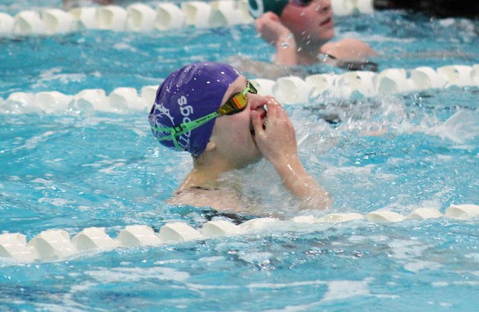 Russo wins two more state swimming titles