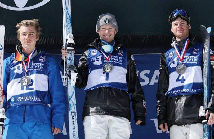 Brad Wilson sweeps moguls titles at National Championships