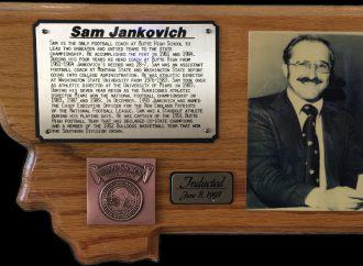Civic Center reception will honor Sam Jankovich