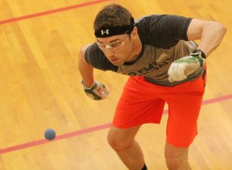 Bozeman's Moler tops Bado to win handball crown