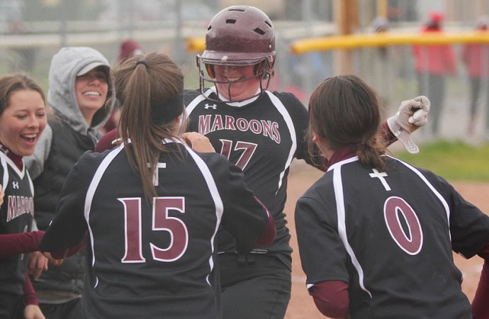 'Johnny' Doherty, Maroons walk off at LaVerne Combo