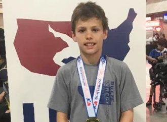 Maverick McEwen wins gold at Western States