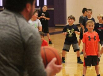 Bulldog boys' hoops camp draws 87 young players