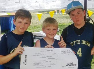 Butte Mixers win division crown at Spokane Hoopfest